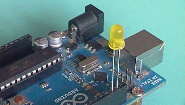 Arduino Morse Code Flaher