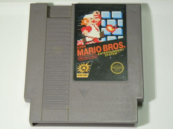 Arduino Powered Robot beating Super Mario Bros for the NES