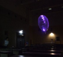 Beatfly : Make an illuminating blimp and control it with your voice, Keyboard, MIDI Controller, Garageband file, iPhone, Flash, and more! [Mac OSX] using arduino
