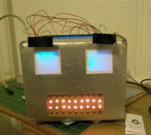 Build an Arduino-powered talking robot head using arduino