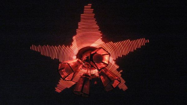 Ceiling Fan LED Display