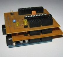 Core3duino using arduino