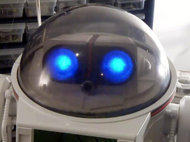 DIY Mod an Omnibot 80's Robot