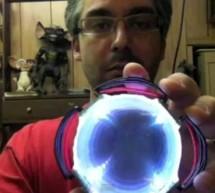 Infinity Mirror – Tony Stark Arc-Reactor thing using arduino