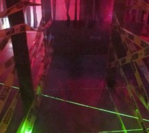 LASER Maze – Halloween Haunted House using arduino