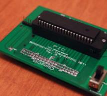 LED Microcontroller Debug Module