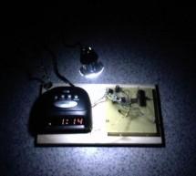 LED Sunrise Alarm Clock with Customizable Song Alarm using arduino