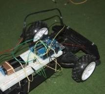 Light Seeking R.C Car Hack (with Arduino) using arduino