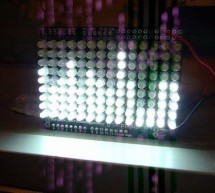 LoL Shield Audio Spectrum VU Meter using arduino