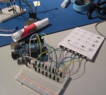 Make a Custom Membrane Keypad for Arduino