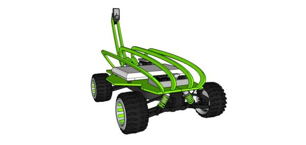 Mobile Earth Rover One