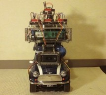 Car No. 06 Programmed Automatic Driving Car using arduino