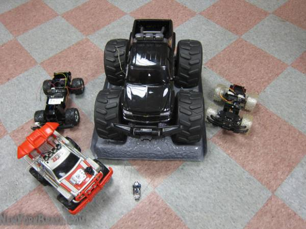 RC Car into a Robotic car