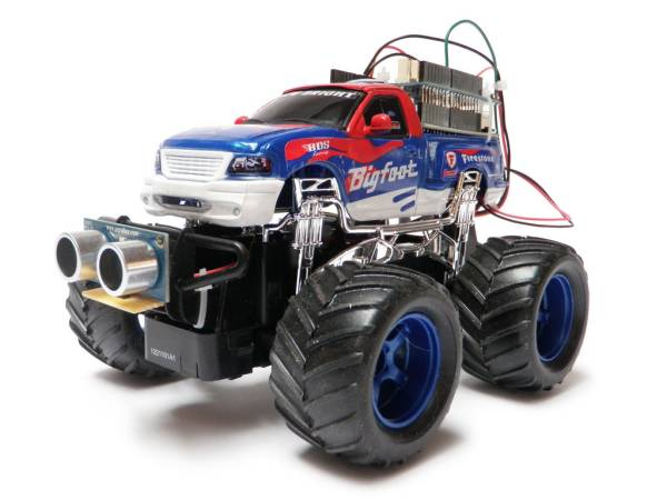 RC Car to Robot