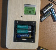 Rechargeable Battery Capacity Tester using arduino
