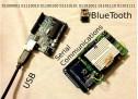 Serial Communications with Arduino using arduino