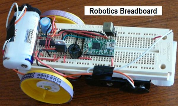 Simple Robotics Breadboard