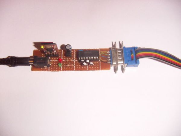 Simple mass storage for your microcontroller project