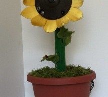 Sunflower Automaton using arduino