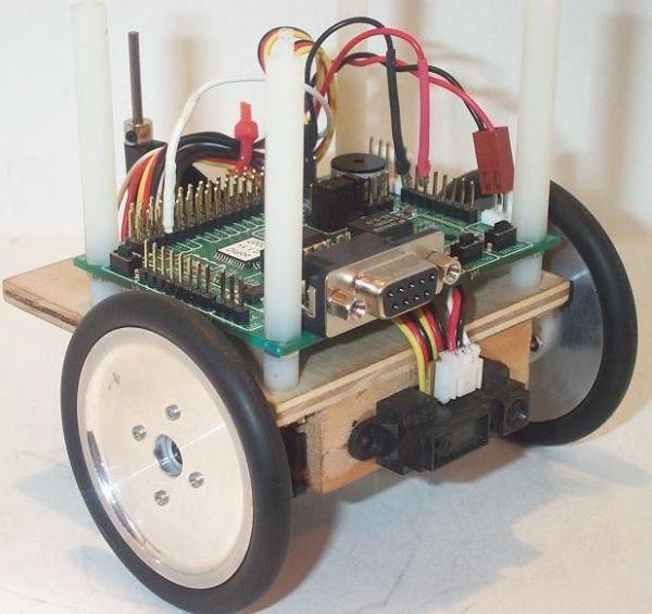 Super Simple Beginners Robot! using arduino