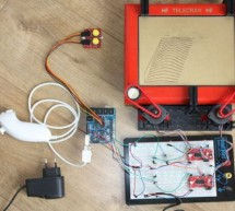 Telecran (Etch a Sketch) + Arduino = Telecranduino ! using arduino