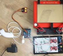 Telecran (Etch a Sketch) + Arduino = Telecranduino ! using arduino