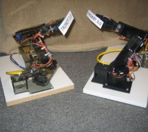TROBOT: A Miniature Articulated Robot using arduino