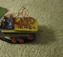 The Versatile Arduino Robot using arduino