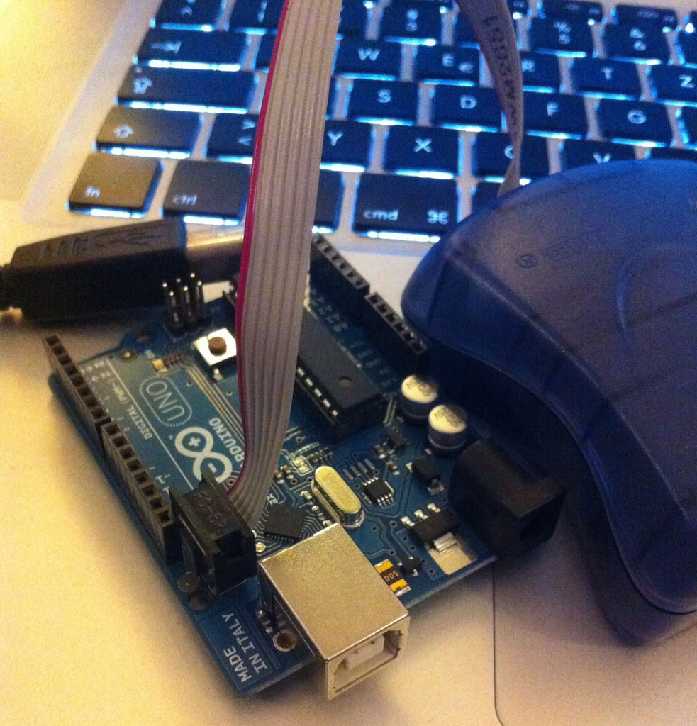 Turn your Arduino Uno into an USB-HID-Mididevice -Use Arduino for