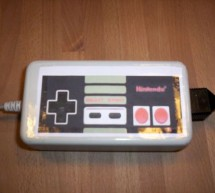 USB NES controller with an arduino! using arduino