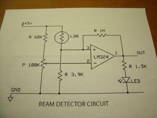 Zapper,laser,Arduino