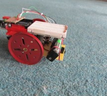 SPROT, my SimPleROboT using arduino