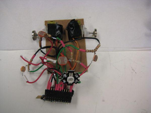 tonomous Magnetic Robots