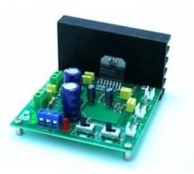 14W Stereo Audio Amplifier