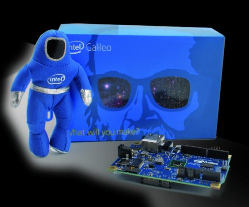 An Intel Galileo Walkthrough using arduino