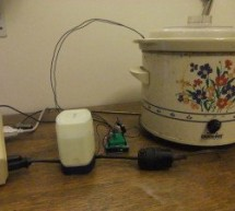 Precision Fermentation: Arduino-Controlled Crock Pot Yogurt Maker