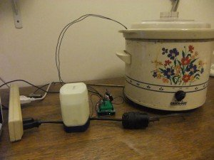 Arduino-Controlled Crock Pot Yogurt Maker