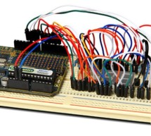 Arduino Masterclass Part 2: Build an LED weather station using arduino