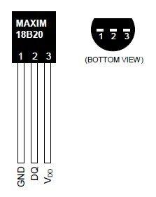 Arduino - One Wire Digital Temperature Sensor - DS18B20