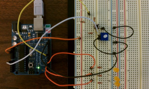 CS 2000 - Program Design in C using arduino