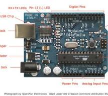 DIY Sensors Workshop using arduino