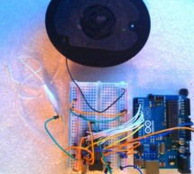 General Instruments SP0256-AL2 English Phoneme Speech chip & an Arduino