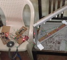 IR Harp using arduino