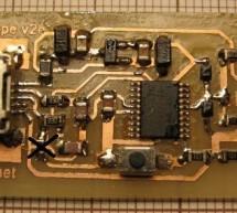 Miniscope v2e – STM32F042 Oscilloscope