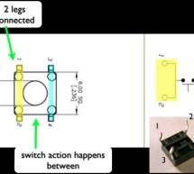 Momentary Switch as Digital Sensor using arduino