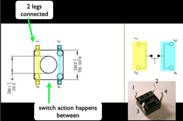 momentary switch as digital sensor using arduino use. Black Bedroom Furniture Sets. Home Design Ideas