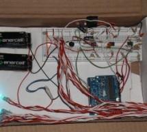 Nick Smith – Magical Music Box using arduino