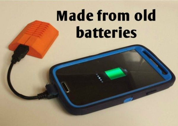 Portable Charger for your Smartphone