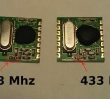 RFM12B – Part 1 – Hardware Overview
