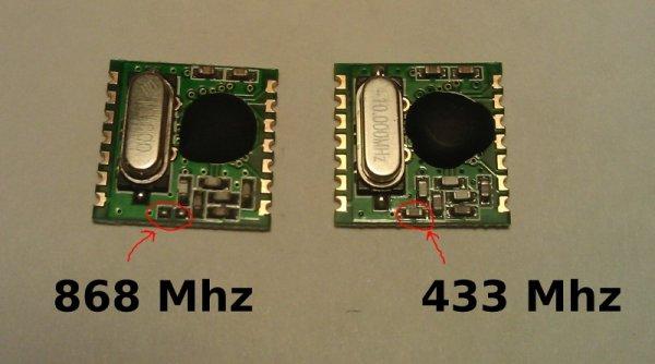 RFM12B - Part 1 - Hardware Overview